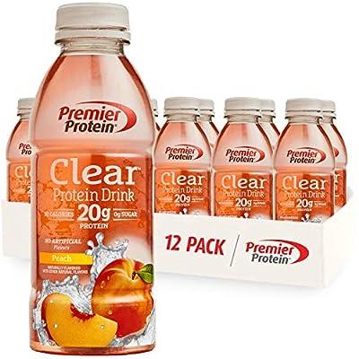 Premier Protein Clear Protein Drink Bottle