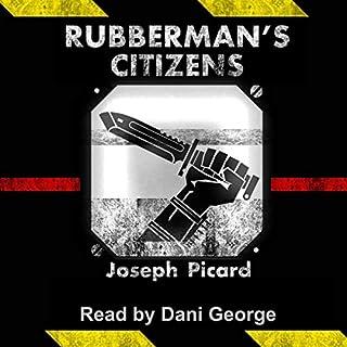 Rubberman's Citizens audiobook cover art
