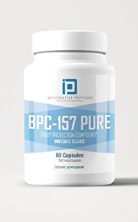 Optimal BPC-157 Pure (Body Protection Compound) peptide Supplement