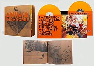 ANIMA [国内流通仕様デラックス盤・2LP (国内流通300枚限定 / 40Pハードカバーブック付 / 180g重量盤オレンジ・ヴァイナル / ボーナストラック追加収録) ...