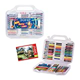 Assorted products in attractive handy plastic case pack Perfect value kit Ideal combination for budding artist Suitable for gifting Country of Origin: India