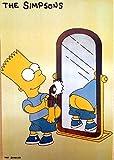 The Simpsons       10  x 15  cm Postkarte