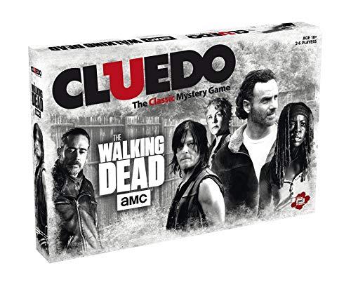 Cluedo 035705 bordspel, meerkleurig