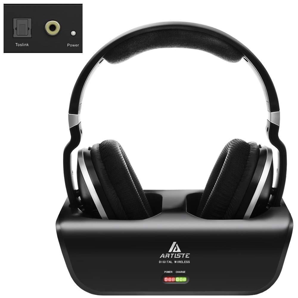 Wireless Headphones Watching ARTISTE Rechargeable