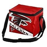 Atlanta Falcons Big Logo Stripe 12 Pack Cooler