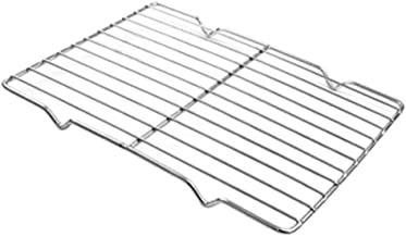 Turbokey Cooling Racks for Baking 9.5in x 13.8in Grill Net Roasting Rack with 4 Legs Wire Grate Baking Racks, Fit Various ...