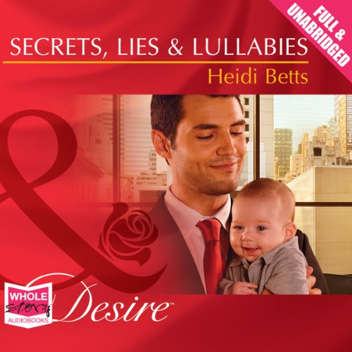 Secrets, Lies & Lullabies audiobook cover art