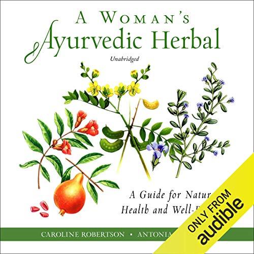 A Woman's Ayurvedic Herbal cover art