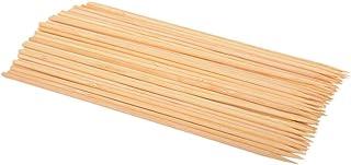 اعواد خشب بامبو للشوي من ام تي - 25 سم