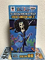 わ WCF ワンピース ワールド コレクタブル フィギュア ワーコレ 20TH LIMITED vol.2 ブルック