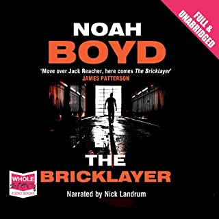 The Bricklayer cover art