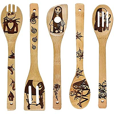 Household Kitchen Spatula Halloween Christmas Gifts Outdoor Cooking Tools & Accessories