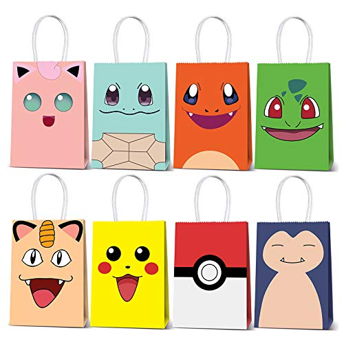 Pokémon Party Gift Bags Pack