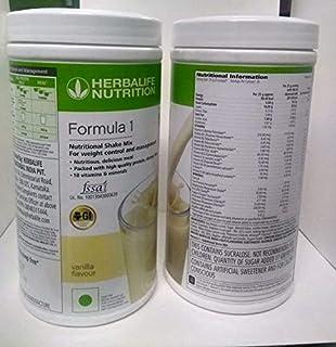 HERBALIFE VOEDING Vanille Smaak Shake, 500 g