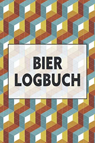 Bier Logbuch: Biergeschenk für Männer - Schreiben Sie Ihr persönliches Bier Tagebuch - 100+ vorgedruckte Seiten - ca. DIN A5
