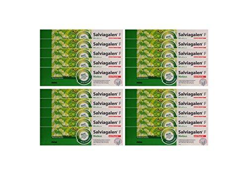 20x Salviagalen F Madaus Zahncreme 75ml PZN 11548356 Zahnpasta
