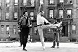Mini-Poster George Chakiris West Side Story On Set Dance