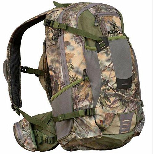 King's Camo Core Hunter 1800 Daypack, Mountain Shadow