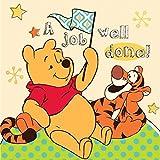 Disney Winnie the Pooh Handtuch 30x30cm Baumwolle