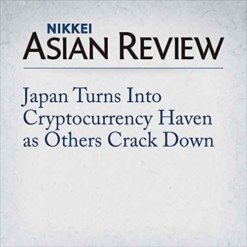 Japan Turns Into Cryptocurrency Haven as Others Crack Down cover art