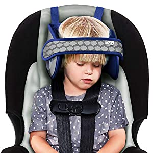 NapUp Child Head Support for Car Seats – Safe, Comfortable Support Solution