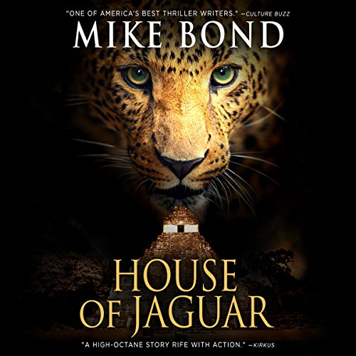 House of Jaguar audiobook cover art