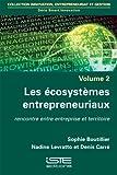Les écosystèmes entrepreneuriaux