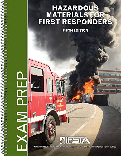 Hazardous Materials for First Responders 5th Edition Exam Prep