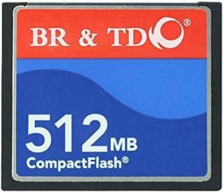 Compact Flash Speicherkarte BR & TD ogrinal Kamera Karte (512MB)