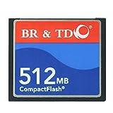Compact Flash Memory Card BR&TD ogrinal Camera Card (512mb)