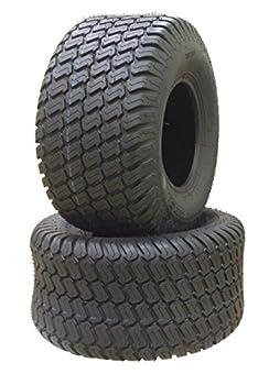 2 New 20x10-8 20x10x8 Lawn Mower Cart Turf Tires /4PR w/Warranty- 13040