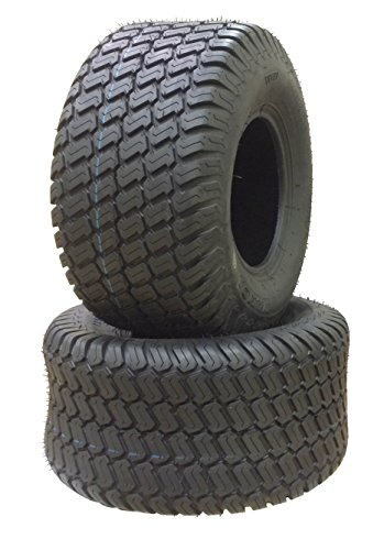 2 New 20x10-8 Lawn Mower Cart Turf Tires P332 /4PR - 13040