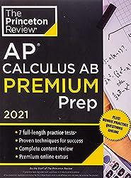 commercial Princeton Review AP Calculus AB Premium Prep, 2021: 7 practice exams + complete content review +… calculus practice book