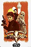 Close Up Exklusives Filmplakat Solo: A Star Wars Movie -