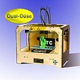 CTC - 3D-Drucker - Dual D�se