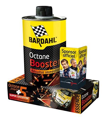 Bardahl 2311additifs para Aceite Motor Octane Booster
