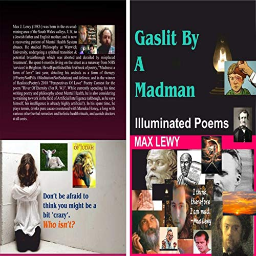 Gaslit by a Madman Audiobook By Mr. Max Lewy cover art