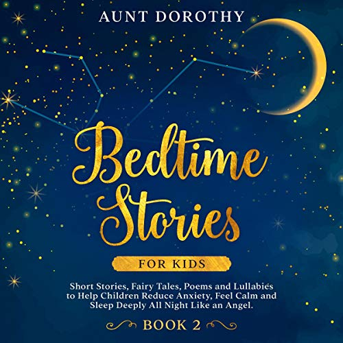 Bedtime Stories for Kids: Book 2  By  cover art