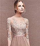Immagine 2 minetom donna vestito lungo abito