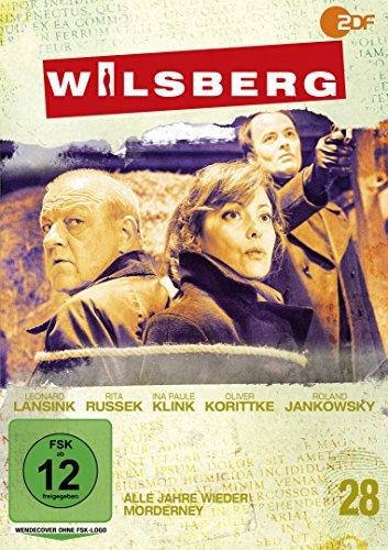Wilsberg 28 - Alle Jahre wieder / Morderney