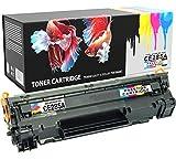Prestige Cartridge CE285A Toner compatibile per Stampanti HP Laserjet Pro P1102/P1102W/M1210/M1212/M1213/M1217/M1130/M1132/M1134/M1136, nero