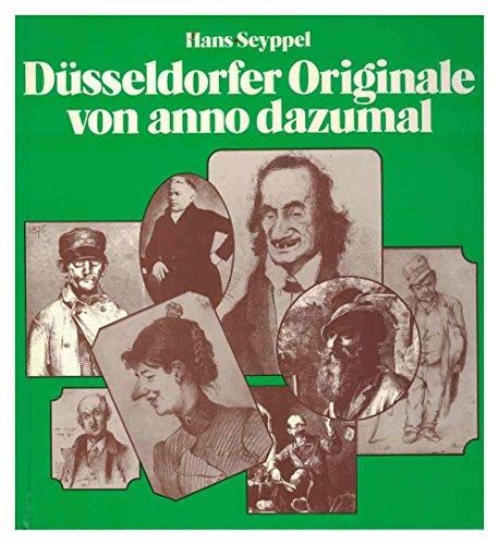 Düsseldorfer Originale von anno dazumal