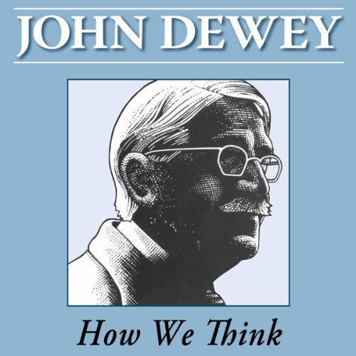 Couverture de How We Think by John Dewey