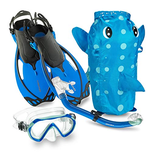 Head/Mares kids snorkeling set