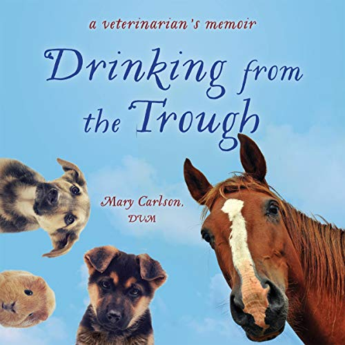 Drinking from the Trough audiobook cover art