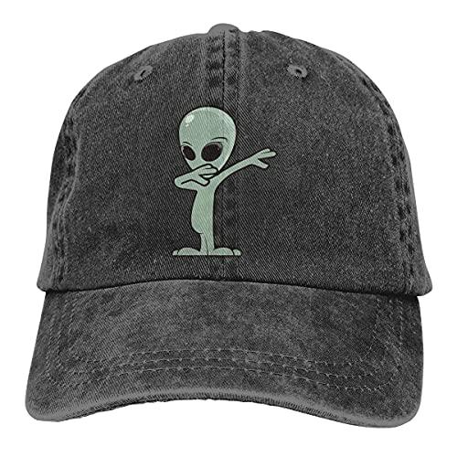 Unisex populaire denim pet Trucker Hat Vintage verstelbare baseballcaps Eat Broccoli