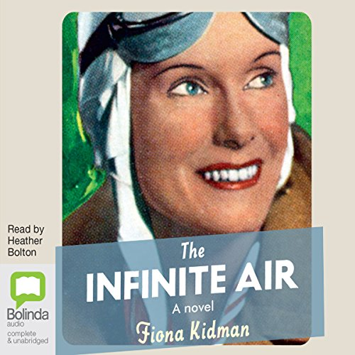 The Infinite Air audiobook cover art