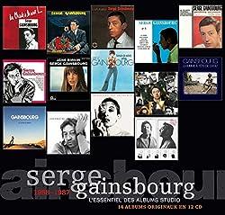 L'essentiel Des Albums Studio 1958 - 1987