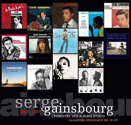 L\'Essentiel Des Albums Studio (Coffret 12 CD)
