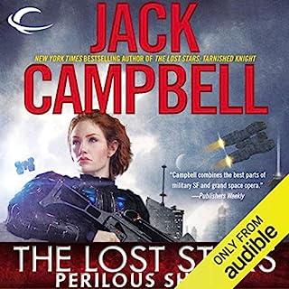 Perilous Shield: The Lost Stars, Book 2 cover art